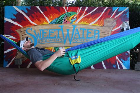 Eno Hammock Company by Eagle Nest Outfitters And Sweetwater Brewing Company