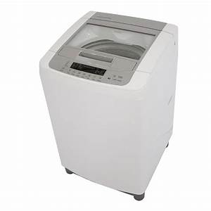 LG WF T6572 6 5kg Top Load Washing Machine Home Clearance