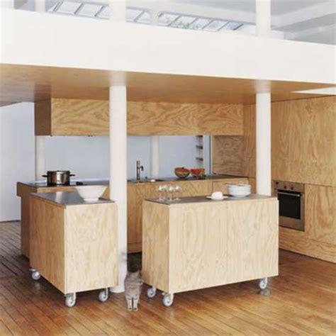 modern interior design  decorating  plywood appeal