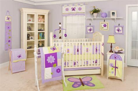 Kinderzimmer Mädchen Rosa Lila by 1001 Ideen F 252 R Babyzimmer M 228 Dchen