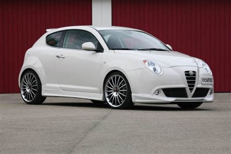 Alfa Romeo Mito By Novitec5 Car News