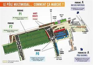 Les Places De Parking Handicapés Sont Elles Payantes : biganos nouveaux parkings la gare mef infobassin ~ Maxctalentgroup.com Avis de Voitures