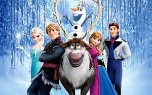 Frozen 2013 Animated Movie Wallpapers - 1920x1200 - 1273402
