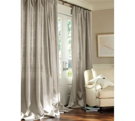 pottery barn window treatments home inspirations window treatments define a room s style