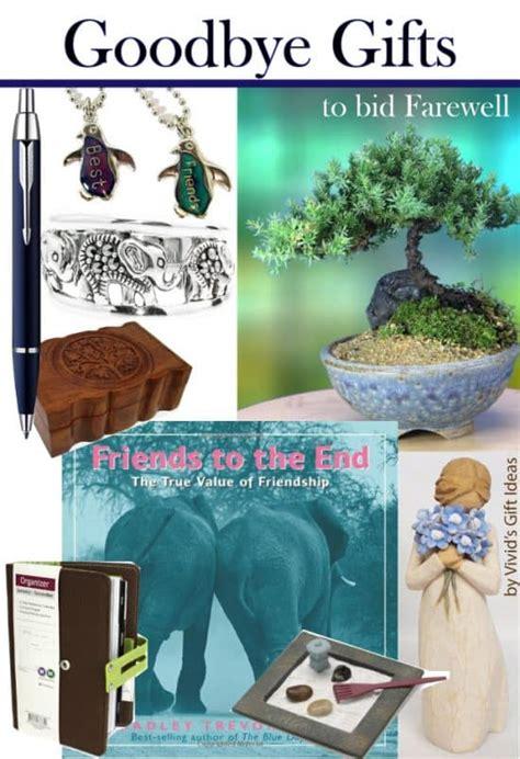 Bid Farewell 12 Goodbye Gifts To Bid Farewell S