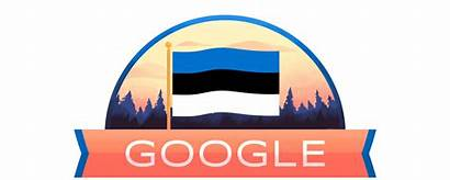 Estonia Independence Google Doodles National Thailand Rss