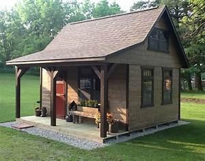 A Frame Cabin - Amish Oak Furniture & Mattress Store