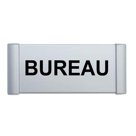 plaque de porte de bureau plaque de porte alu bureau