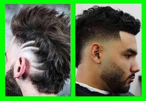 peinado  cresta hombre como se hacen  tipos