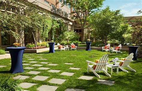 Outdoor Meeting Spaces   Boston Conferences   Seaport