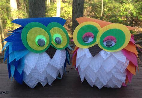Olyfun Owl Craft Idea Favecraftscom