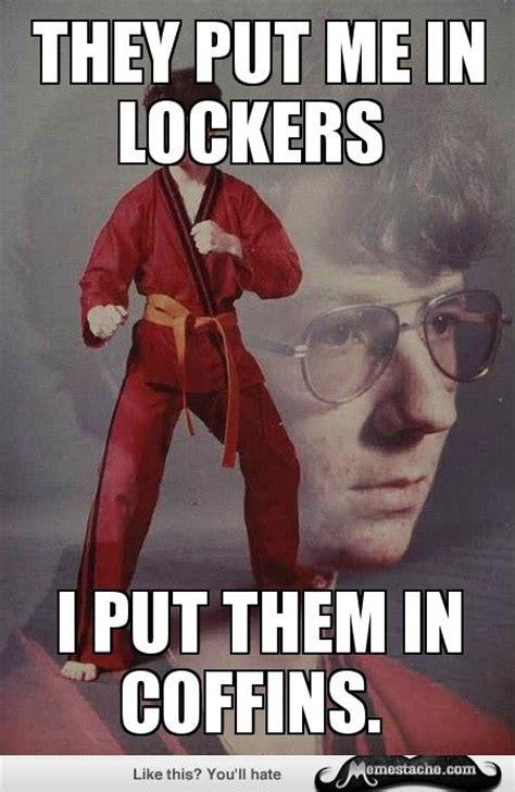 Nerd Karate Meme - pin karate nerd meme on pinterest
