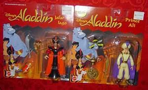Aladdin action figures Jasmine Prince Ali Jafar Genie ...