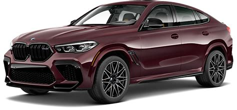The g 63 amg 6x6 embodies a perfect synthesis of uncompromising extravagance and technical perfection. 2020 BMW X6 M X6 M Competition 4-Door AWD SUV StandardEquipment