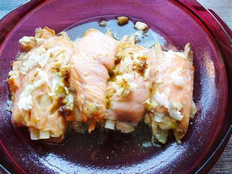 canapé au saumon fumé et mascarpone recettes de saumon fumé 44