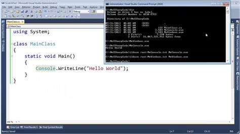 Console Application by App Console 28 Images Mod Operator Tutorial Visual