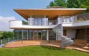 Holzhaus Zum Wohnen : traumh user von baufritz lifestyle und design ~ Lizthompson.info Haus und Dekorationen