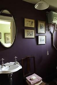5 of the best dark mysterious bathroom ideas the With deep purple bathroom