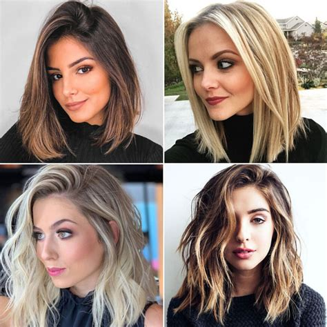 75Long Bob Hairstyles To Try in 2020