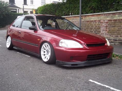 Modified Civic Ej9 For Sale by Honda Civic 1 4 Ej9 Camber Meister R Coilovers Ek9