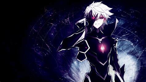 hintergrundbilder illustration wei 223 es haar anime r 252 stung lila augen elsword dunkelheit