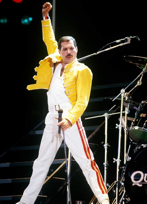 Freddie Mercury by Freddie Mercury Exploring Side Of A Rock Icon