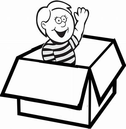 Box Boy Clip Clipart Clker Vector Cliparts