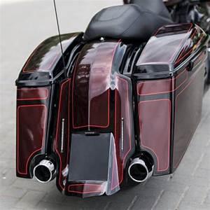 Kc Light Kit Harley Davidson Bagger Lights With A Bracket Mono Kit