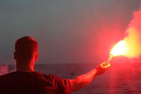 Signal Flares For Boats by Signaling For Help On The Water Boating Safety