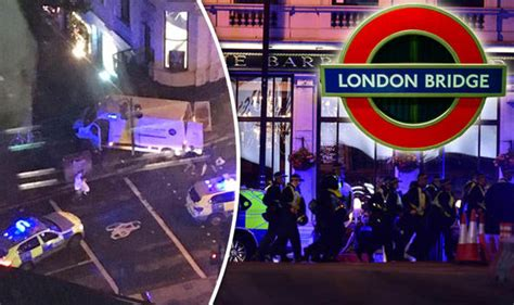 borough market attack london bridge attack is london bridge station open