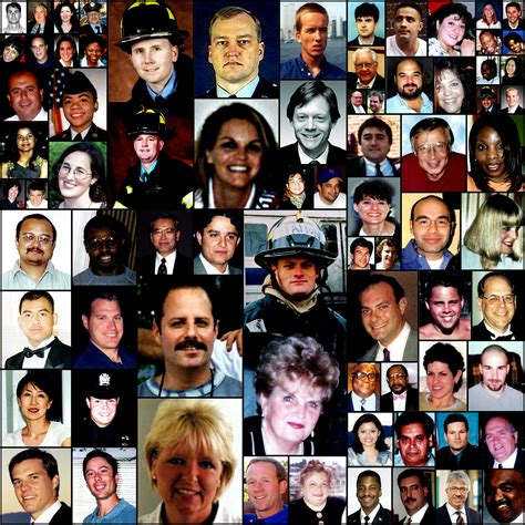 9 11 Victims Last Name T Picture Collage Photo Pictures