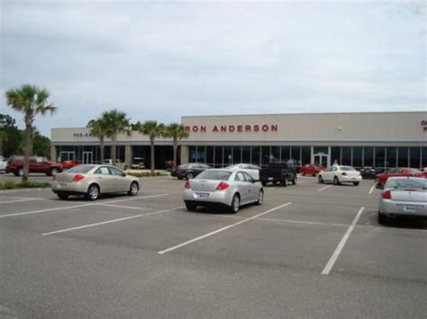 ron anderson chevrolet buick gmc   exit yulee fl