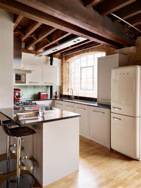 functional small kitchen peninsula design ideas