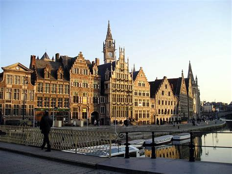 Celebrity Life Style Gent Ghent In Belgium