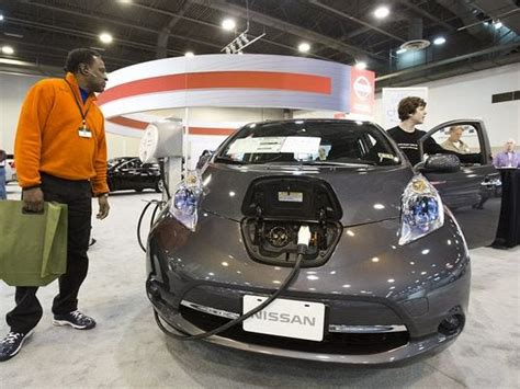 Electric Cars Usa by Electric Car Benefits Just Myths Column