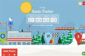 The countdown begins for Google's annual Santa tracker ...