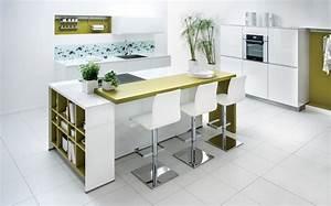 resultat de recherche d39images pour quotilot table bar With meuble bar pour cuisine ouverte 1 decoration cuisine ilot