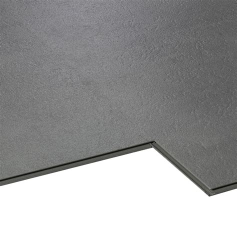 dalle pvc pour cuisine dalle pvc clipsable gris styling aero city leroy merlin