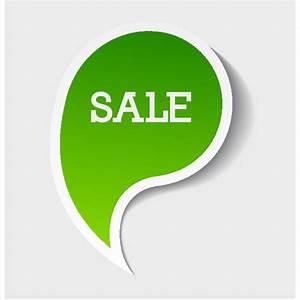 SALE BUBBLE TAG VECTOR - Download at Vectorportal