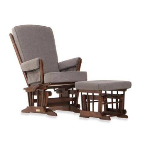 dutailier rocking chair and ottoman buy dutailier 174 ultramotion sleigh glider and ottoman from