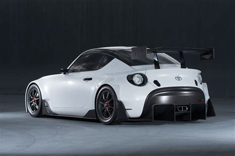 frs car toyota s fr racing concept coming to tokyo auto salon 2016