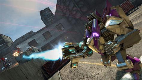 transformers rise   dark spark ps playstation