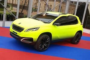 Future 2008 Peugeot : photo peugeot 2008 concept concept car 2012 m diatheque ~ Dallasstarsshop.com Idées de Décoration