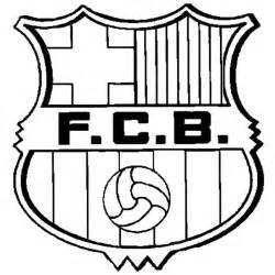 Fc Barcelone Coloriage Fc Barcelone En Ligne Gratuit A