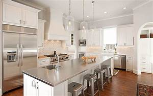 10 most popular kitchen countertops for Stainless steel kitchen countertop