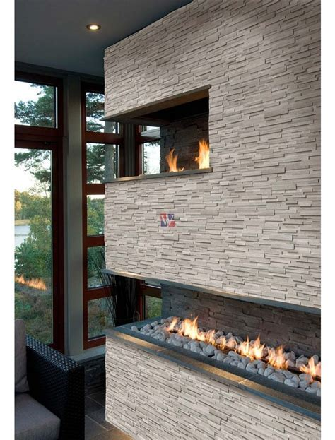 "Buy White Oak 3D ""L"" Corner   Ledger Panel   Wallandtile.com"