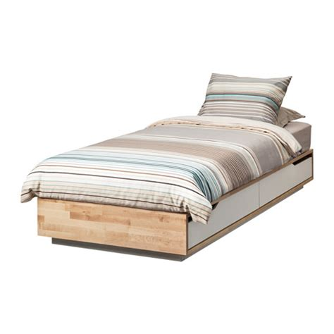 Mandal Bed Ikea by Ikea Mandal Storage Bed Review Nazarm