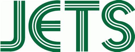 New York Jets Wordmark Logo - National Football League ...