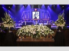 George Jones Remembered at Opry Funeral Entertainment
