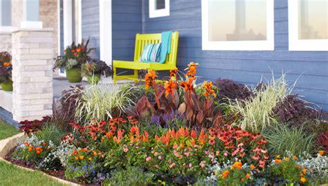 corner flower garden designs landscaping ideas a flower garden for corner spaces